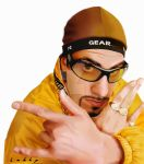 Ali G Digital Portrait by Bobby-Sandhu