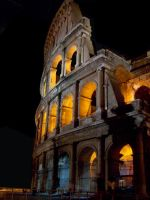 A Night At Colosseum by Harry-Paraskeva