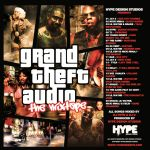 Grand Theft Audio Mixtape by Hypedesignstudios
