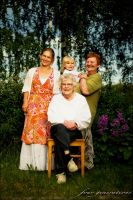 Four Generations by kalaspuff