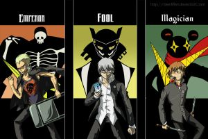 Persona 4 by Gee-Man
