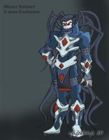 Mr Sinister - Evo Style by Magdaleina