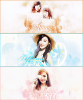[23.7.2014] PACK 3 SIGNATURES- MY NEW STYLE by cherish-rl22