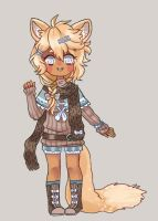 kemonomimi adopt [closed] by faycoon