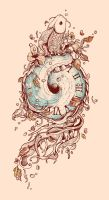 A Temporal Existence by nduenas
