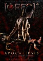 Rec4 Teaser Poster 2 by MeetMrCampbell