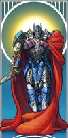 Transformers 4 by wcomix