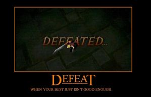 Dissidia - Defeat by TheFavs