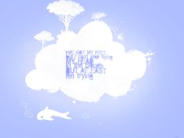 clouds by zer0nyx