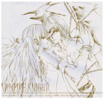 Vampire Knight : Night 009 by mrsloth