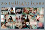 Twilight Icons - Part 1. by ItsJoBitch