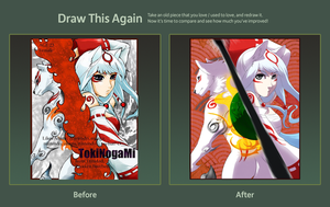 Draw this Again Okamified ID by Tokinogami