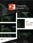 Free PowerPoint template - 6slides by MunaNazzal