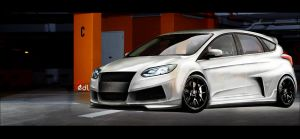 Ford Focus By EDLdesign by EDLdesign