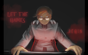 Let the Games Begin Wallpaper by Ilusien