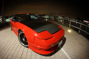 Nissan 200SX 11 by ShagStyle