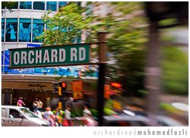 Orchard Road by mohamadfazli