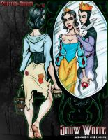 Princess Of Horror 2014 Snow White's Mirror by LordSantiago
