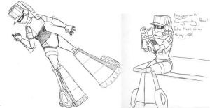 TPOS Spoiler sketches by T-M-N-T