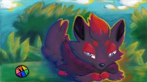 Just Zorua by SOLIDShift