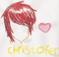 christofer drew again. C: by KeelyChantal