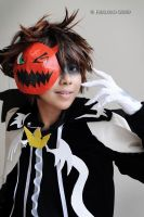 KH Sora - Scary or cute? by lonehorizon