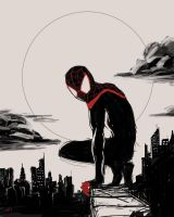 New Ultimate Spidey by Poorboy-Comics
