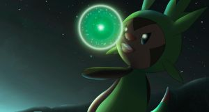Chespin by All0412