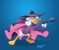 Darkwing Duck by Chadfuller