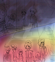 Candle Cove: Original and Fandom by TiegerKaetzchen