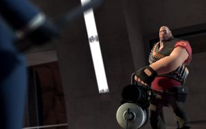 TF2 In Action - Heavy by AmberReaper
