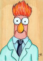 Art Card: Beaker by comicalclare