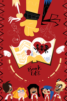 The Book of Life Fan Poster by froopoo