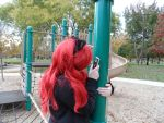 I see you but you don't see me by Awsome-Hetalia