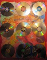CDs by paintmeaperfectworld