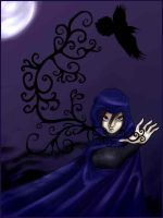 Raven by Izabella by teentitans