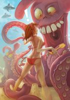 Bikinieaters from Mars 2 by Krakenkatz