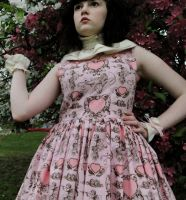 Cupid and the Pirates dress 3 by IDieInMyDaydreams17