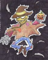 ScarecrowFinished by ExterminatorAlucard