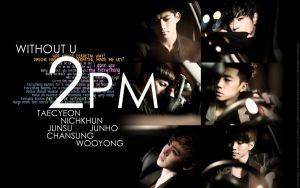 2PM : Can't Stop Don't Stop 2 by mlehdesigns