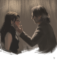 Rumbelle by whispywizbee