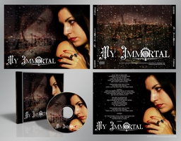 cd cover layout by meaty