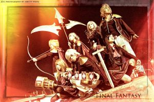 final fantasy type 0 by abbottw