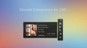 Ebonite Companion for CAD by rabra
