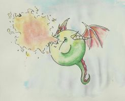 Ballon-Dragon by diogoelias
