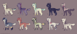 May I have a cookie? [character adoptables] [GONE] by Endber