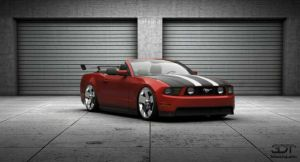 ford mustang gt 2010 by pilotoguiza