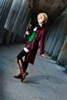 Alois Trancy by KashinoRei