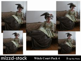 Witch Court Pack 4 by mizzd-stock