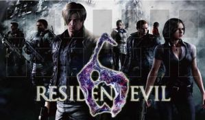 Resident Evil 6 Mat (With Zones) by Takamagahara2010